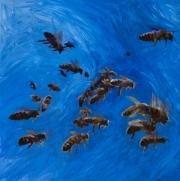 bees in flight copy