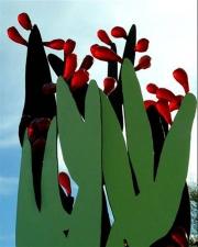 Prickly Pear Luminaria
