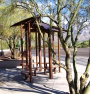 Rancho Vistoso Park and Ride Station